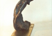 1996 Sebastian bronce