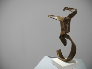 Arquero I 2 bronce web