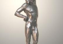 En jarra 5 bronce 45cm