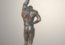 En jarra 9 bronce 53 cm