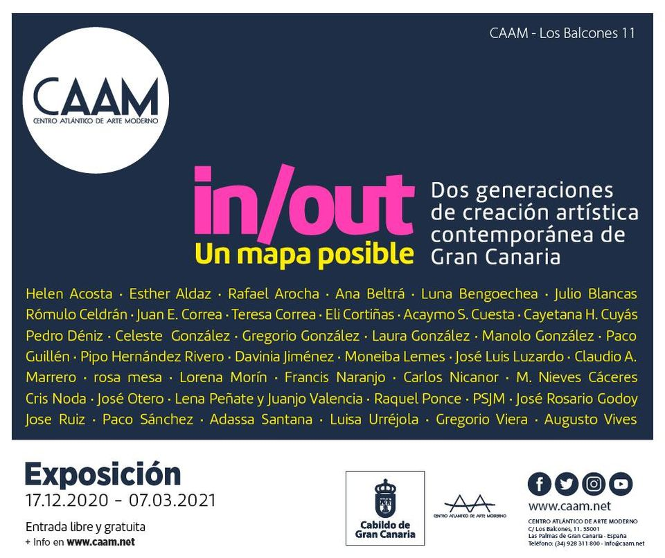 IN OUT Un mapa posible 1